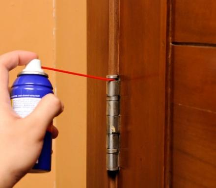 Kapı Gıcırtısı Nasıl Giderilir ?