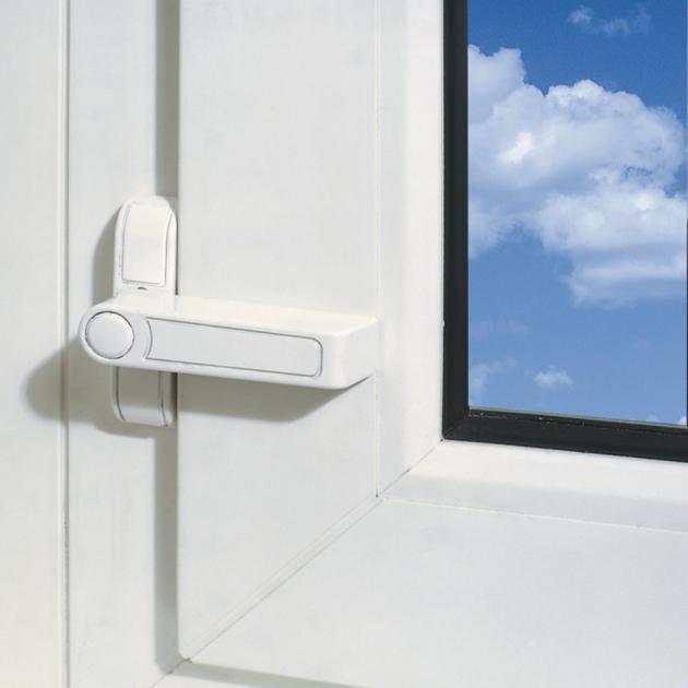 Pencere Emniyet Kilidi Nasıl Monte Edilir?